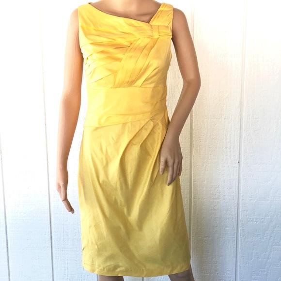Boutique Yellow Dresses
